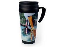 Promotional Photo Thermal Travel Mug