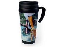 Promotional Photo Thermal Travel Mug