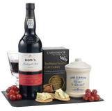 Classic Port and Stilton Hamper