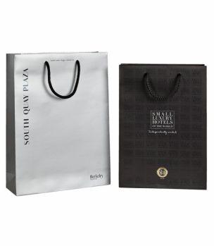 Printed Laminated Rope Handle Gift Bag