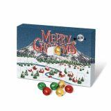 Promotional A5 Eco Chocolate Balls Advent Calendar