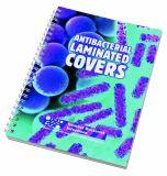 Promotional Anti Bac Laminated Wiro Smart A5 Notebook