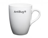 Promotional AntiBug White Marrow Mug