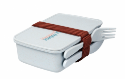 Promotional Bamberg Bamboo Fibre Lunchbox
