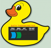 Promotional Bath Duck Thermometer