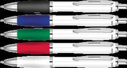 Promotional BioFree Curvy Contour Pen
