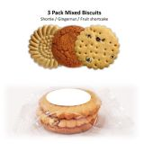 Promotional Biscuits - 3 Pack Small