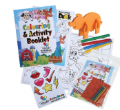 Promotional Children's Activity Pack