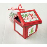 Promotional Christmas Bauble in a Box