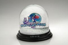 Promotional Classic Round Snowglobe