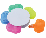 Promotional Clover Wax Highlighter
