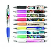 Promotional Curvy Contour Wrap Pen
