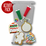 Promotional Decorate your Own Shortbread Biscuits