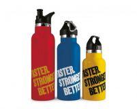 Promotional Eevo-Sport 500ml ColourCoat Bottle