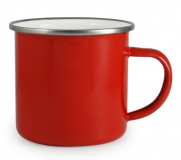 Promotional Enamel Mug - Coloured