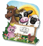 Promotional Farm Yard Notepad