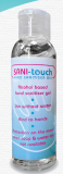 Promotional Flip Top Hand Sanitiser Gel 100ml