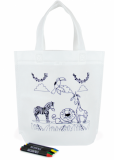 Promotional Kids Colouring Bag