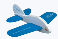 Promotional Large Foam Plane kit