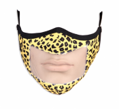 Promotional Lip Reading Face Mask