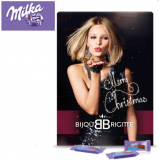 Promotional Luxury Milka Wall Advent Calendar