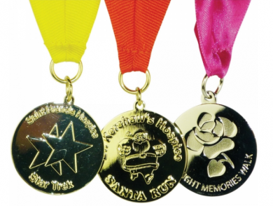 Promotional Medals Ribbon
