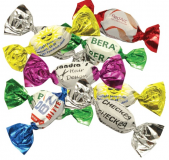 Promotional Metallic Foil Sweets