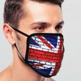 Promotional Microfibre & Cotton Face Mask
