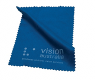 Promotional Microfibre Lens Cleaning Cloth - 150 x 180mm