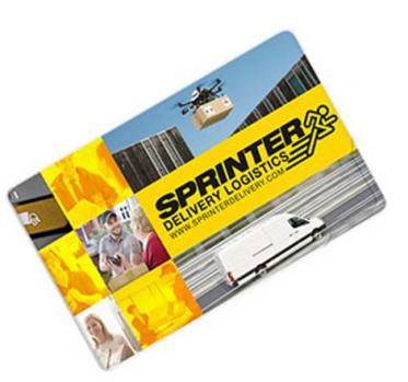 Promotional Mint Credit Card