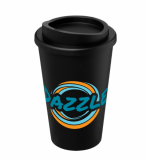 Promotional Recycled Americano Thermal Travel Mug - No Grip
