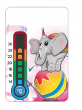 Promotional Room Thermometer Card