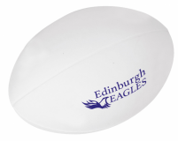 Promotional Rugby Ball Stress Toy