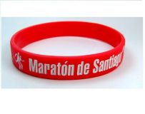 Promotional Silicon Wristbands- Debossed