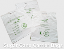 Promotional Sugar Cane Carrier Bag