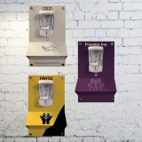 Promotional Touch Free Sanitising Station - Wall Unit