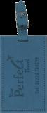 Promotional Velabond Luggage Tag