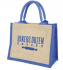 Promotional Walton Coloured Jute Shopper