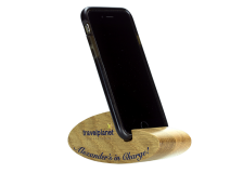 Promotional Wooden Rocking Phone Stand
