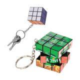Promotional Rubiks Keychain