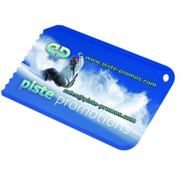 Printed Credit Card Ice Scraper
