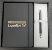 The Executive Gift Set - Mole Notebook & Mole Mate Pen