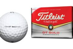Custom Printed Titleist DT Solo Golf Ball